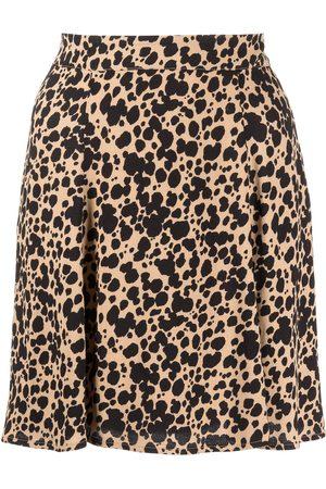 Reformation Women Skirts - High-waisted Flounce skirt
