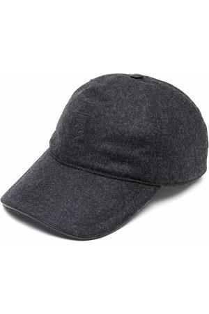 corneliani Virgin wool baseball cap