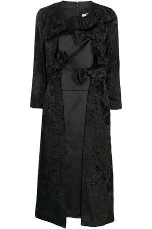 Comme des Garçons Bow-detail asymmetric dress
