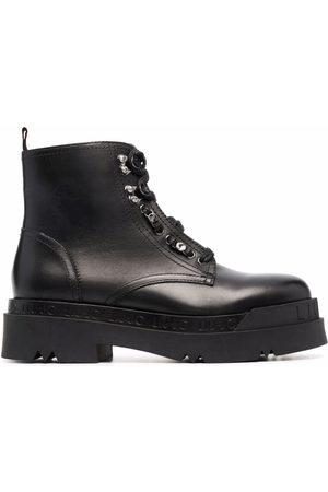 Liu Jo Calf leather lace-up boots