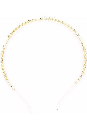 Dolce & Gabbana Women Hair Accessories - Chain-link hair band