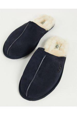 UGG Men Slippers - Scuff sheepskin slippers in navy