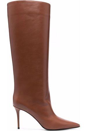 LE SILLA Women Boots - Eva leather boots