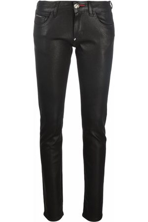Philipp Plein Women Skinny - Iconic Plein slim-fit jeans