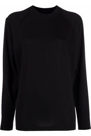 SARA LANZI Fine-knitted jumper