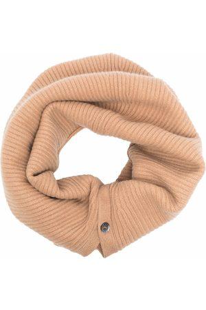 Aspesi Knitted snood scarf