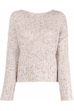 Pinko Women Jumpers - Chunky knit slouchy jumper