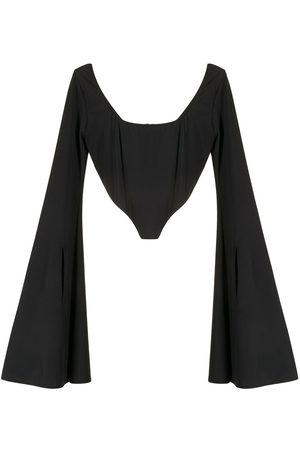 Natasha Zinko Jersey corset top