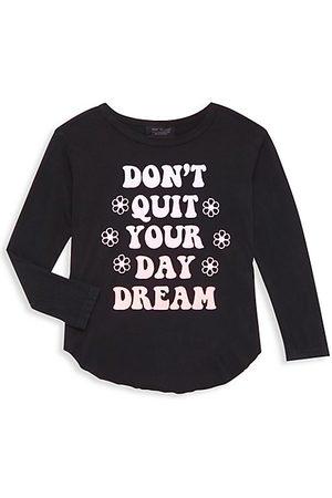 Tiny Whales Little Girl's & Girl's Day Dream Long-Sleeve T-Shirt