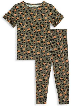 Posh Peanut Little Kid's & Kid's 2-Piece Eli Top and Pants Set