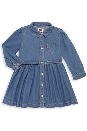 Levi's Baby Girl's Denim Shirt Dress