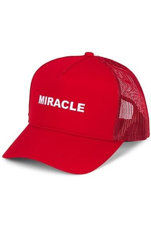 Nahmias Men Hats - Miracle Embroidered Trucker Hat