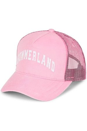 Nahmias Summerland Corduroy Trucker Hat