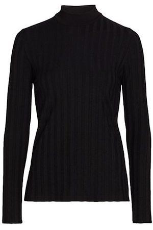 Jonathan Simkhai Standard Janelle Mock Turtleneck Sweater