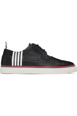 Thom Browne Contrast Cupsole 4-Bar Longwing Brogues