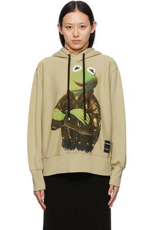 Moncler Genius 2 Moncler 1952 Kermit The Frog Hoodie