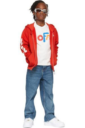 Off-White Kids Rounded 'Off' Hoodie
