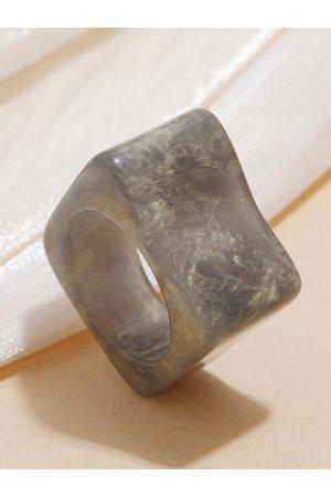 YOINS 1pcs Acrylic Square Ring