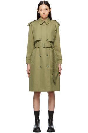 Burberry Gabardine Wacton Trench Coat