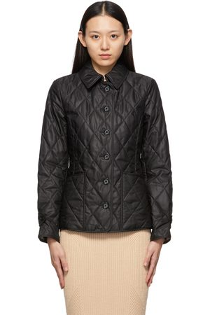 Burberry Quilted Fernleigh Jacket