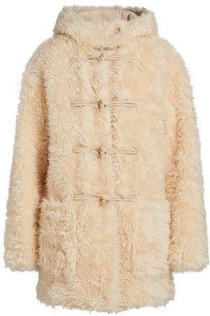 A.L.C. Women Coats - Winston Faux Fur Coat