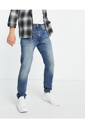 Levis Levi's 512 slim jeans in mid