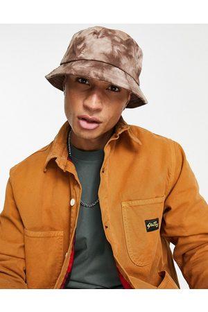 ASOS Men Hats - Tie dye bucket hat in cord