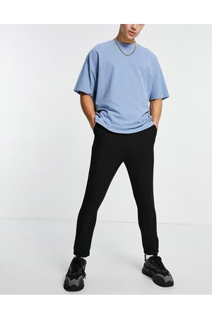 Sixth June Skinny trousers in with belt detail
