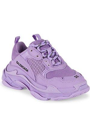 Balenciaga Little Kid's & Kid's Triple S Sneakers