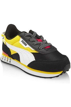 Puma Little Boy's & Boy's Peanuts Future Rider Sneakers