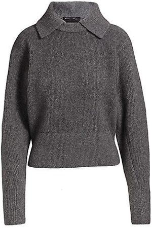 Proenza Schouler Layered Collar Sweater
