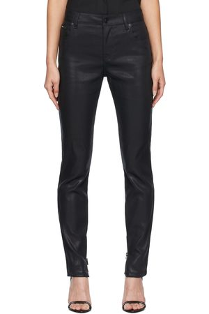 Tom Ford Lacquered Jeans