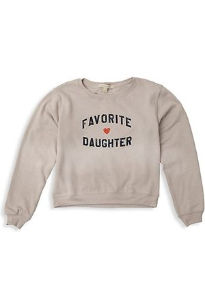 "Suburban Riot Girl's ""Favorite Daughter"" Graphic Sweatshirt"