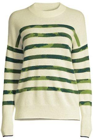 Vineyard Vines Cashmere Striped Sweater