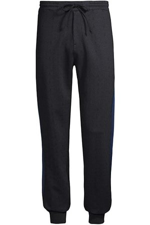 Lanvin Men Tracksuits - Ribbed Track Suit Pants