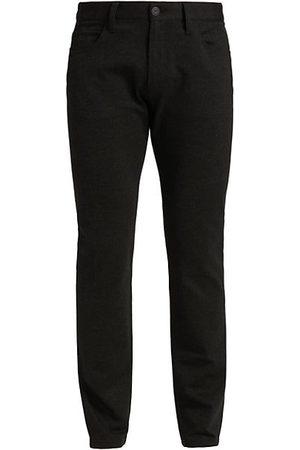 Emporio Armani Men Stretch Pants - Stretch Five-Pocket Trousers