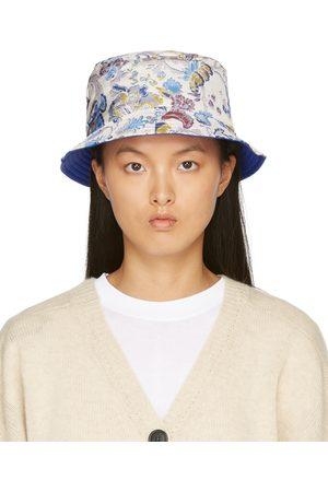 Isabel Marant Reversible Multicolor Haley Bucket Hat