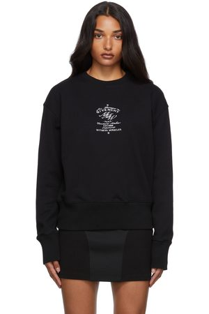 Givenchy Embroidered Crest Sweatshirt