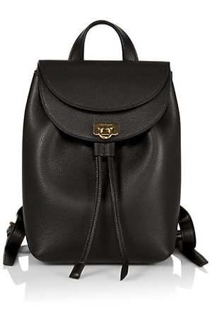 Salvatore Ferragamo Women Handbags - Leather Travel Backpack
