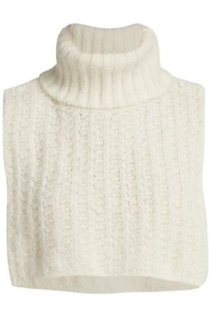 by Ti Mo Women Jumpers - Rib-Knit Dickie