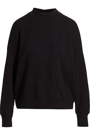 NSF Cleo Mockneck Pullover Sweatshirt