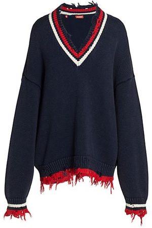 Denimist Oversized Tennis Sweater