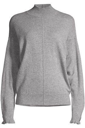 ELIE TAHARI Women Jumpers - Cashmere Mock Turtleneck Sweater