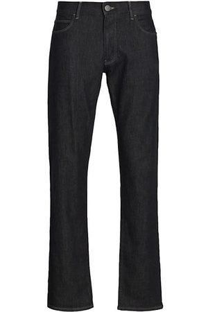 Armani Stretch Flare-Leg Jeans