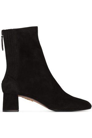 Aquazzura Women Ankle Boots - Saint Honore 50mm ankle boots