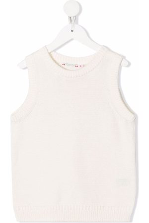 BONPOINT Organic cotton knitted vest