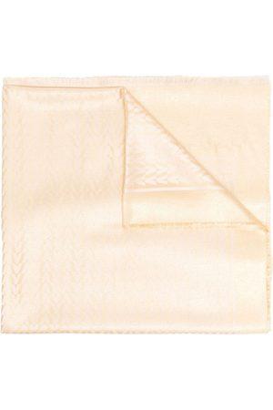 VALENTINO Women Scarves - Optical logo-print lightweight scarf