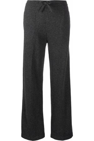 Isabel Marant Women Pants - Drawstring knitted trousers