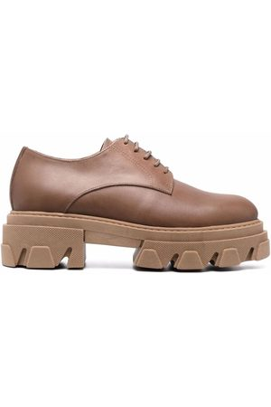 P.a.r.o.s.h. Chunky-sole lace-up shoes