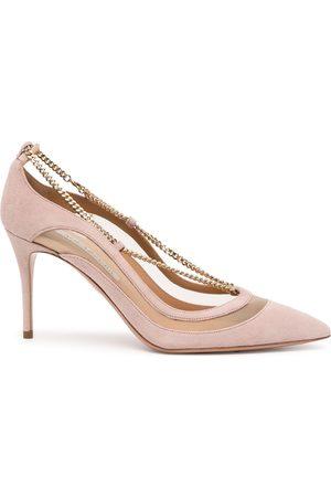 Aquazzura Women Shoes - Rumeur 85mm pumps